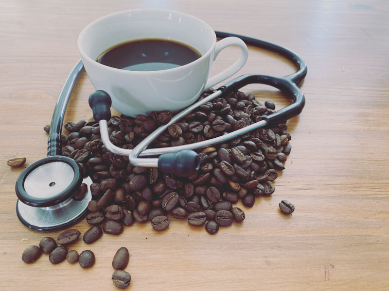 IS COFFEE HEALTHY? – A DOCTOR'S REVIEW, PART 1.